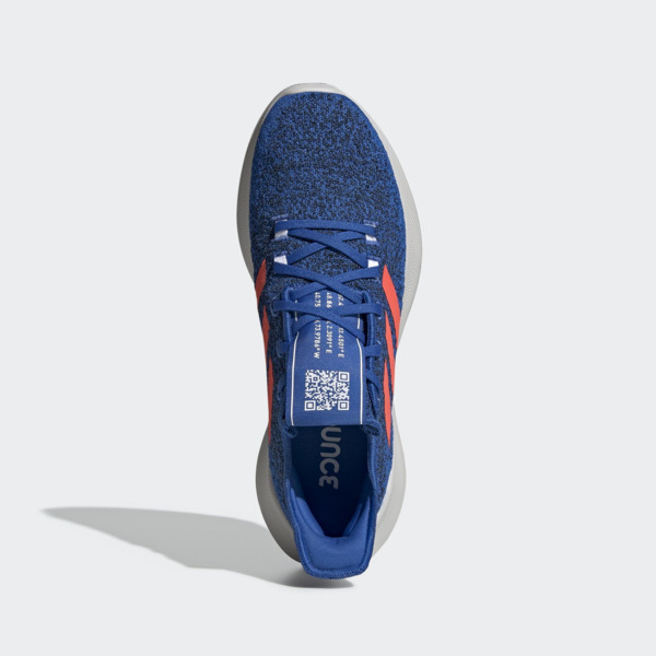 Details about Adidas SenseBounce + M [G27356] Men Running Shoes BlyeOrange Black