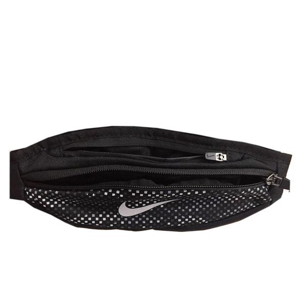 76ff0c37561e Nike Vapor Flash Waistpack 2.0  NRL59078OS  Black Silver ...