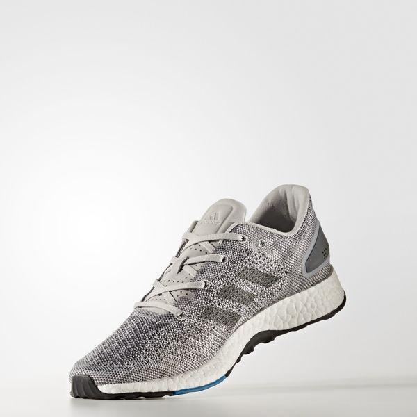 Adidas zapatos pureboost DPR [s82010] hombres zapatos Adidas gris / blanco ebay 87be2c