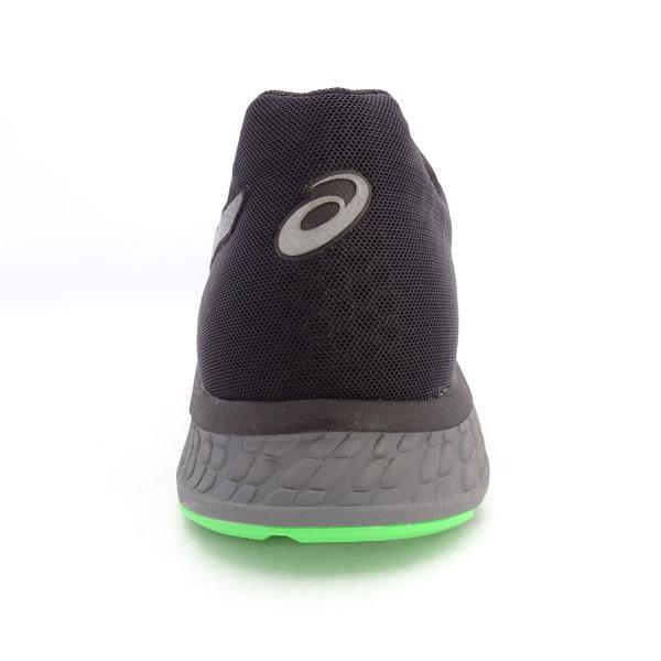 Asics GEL-Exalt 4  T7E0N-9097  Men Running Shoes Black Grey-Green   eBay a351d47e09