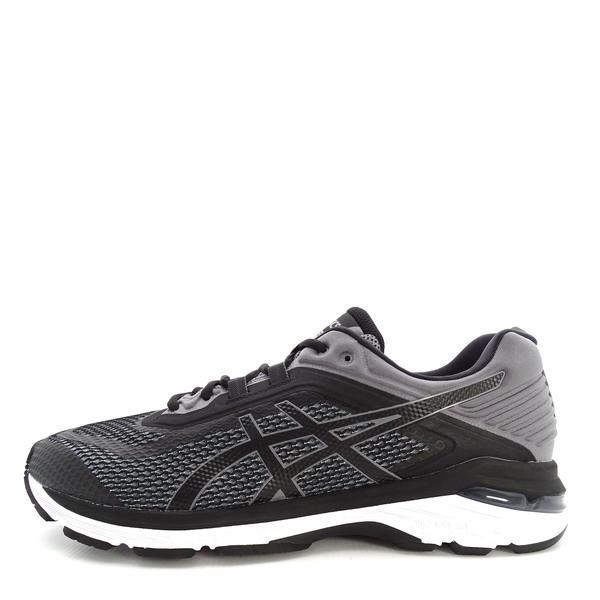 Detalles acerca de Asics GT-2000 6 2E [T806N-001] Para hombres Zapatos para Correr Negro/Blanco-Carbono- mostrar título original