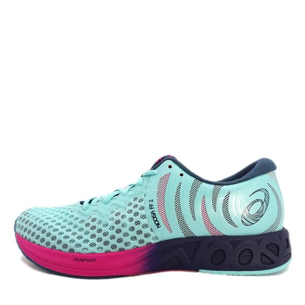 Women's Running Shoes Noosa FF 2   Aruba BlueIndigo Blue