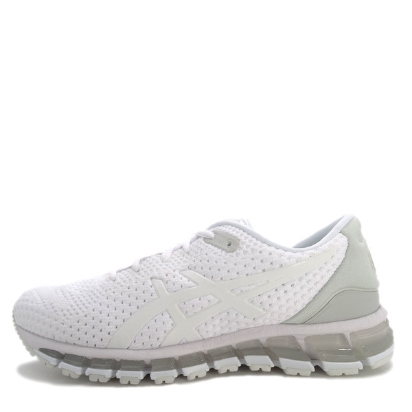 buy popular 1e852 74df3 Details about Asics GEL-Quantum 360 Knit 2 [T890N-100] Women Running Shoes  White/Grey