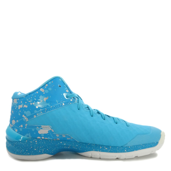 Athletic Shoes Asics Gel-burst 21 Ge Hi Aqua Island Blue Men Basketball Shoes Tbf30g-3941 Clothing, Shoes & Accessories